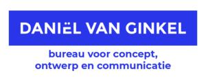 Daniel van Ginkel, strategisch bureau voor concept, ontwerp en communicatie